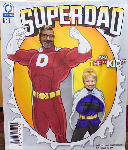 superDad photo