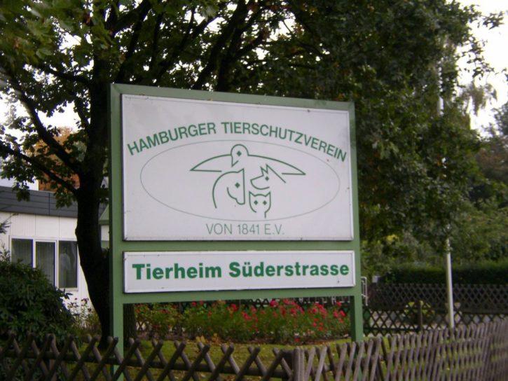 Tierheim Süderstrasse