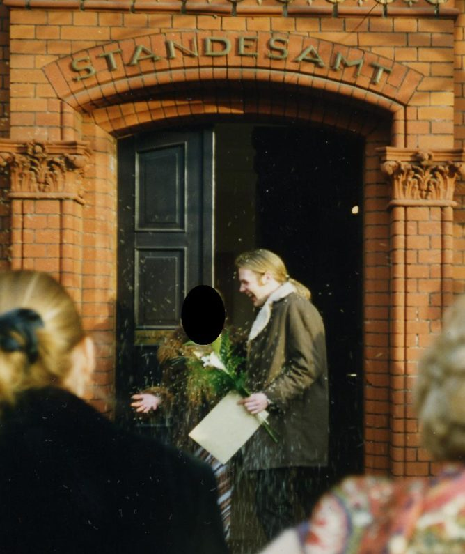 Hochzeit im Standesamt Prenzlauer Berg