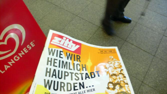Zitty in Hamburg gekauft