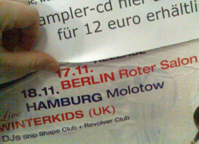 Ausgehen in Hamburg
