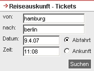 screenshot bahn