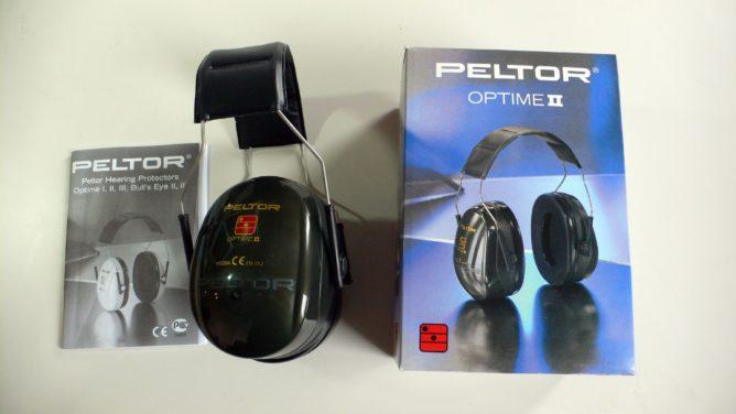 Peltor Optime 2
