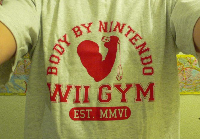 Body by Nintendo