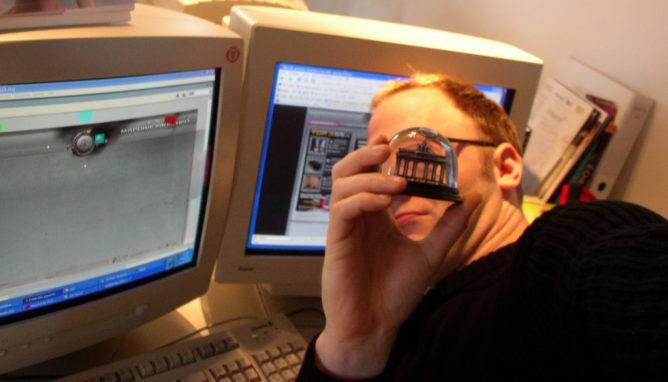 Mein erstes Foto bei superReal digital media GmbH (neu: superReal – Agentur für Neue Kommunikation)