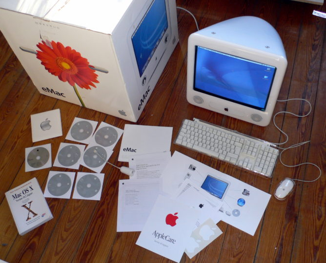 eMac zu verkaufen