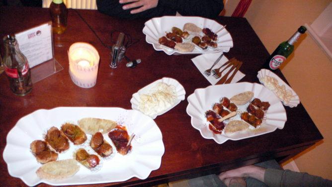 Currywurst bei Curryqueen