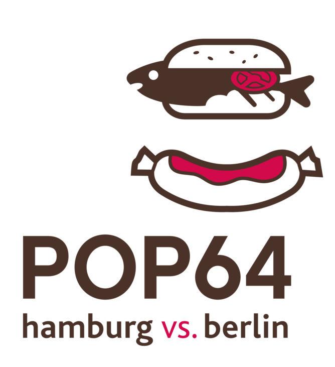 Pop64 Logo