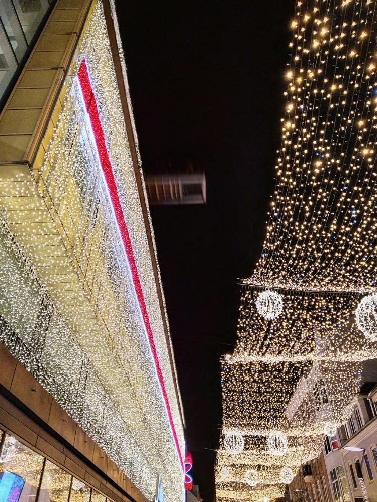Aarhus Weihnachts Beleuchtung