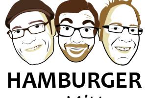 HZM Hamburger zum Mittag Logo