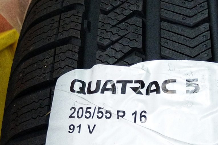 Reifen Quatrac 5